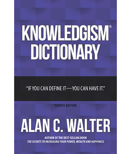 Knowledgism-Dictionary